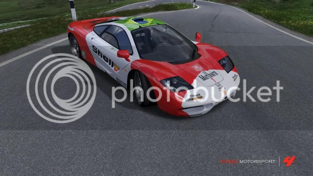 Replica F1 Designs Forza5