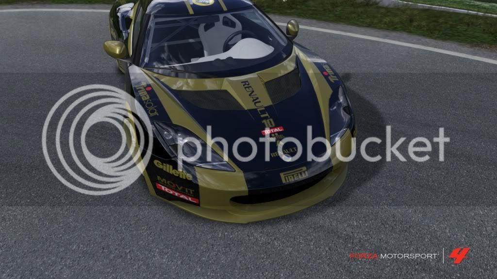 Replica F1 Designs Forza8