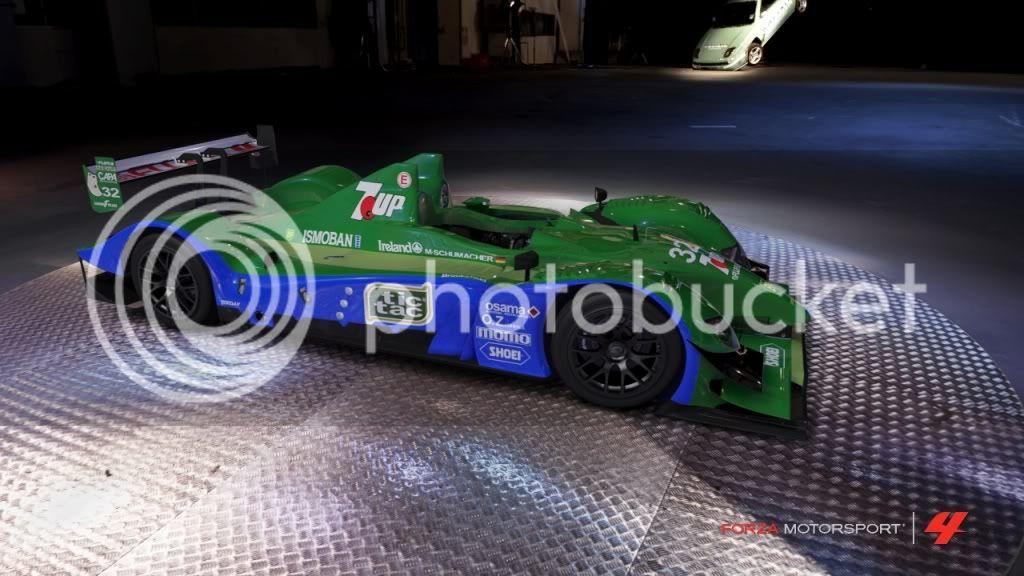 Replica F1 Designs JordanMS