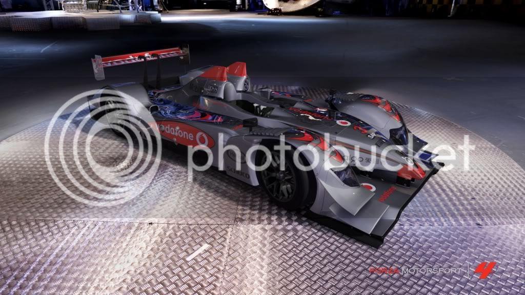 Replica F1 Designs McLarenMP4261