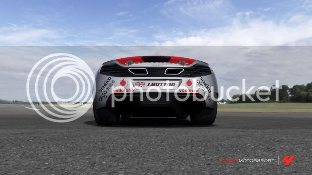 Replica F1 Designs McLarenMP43