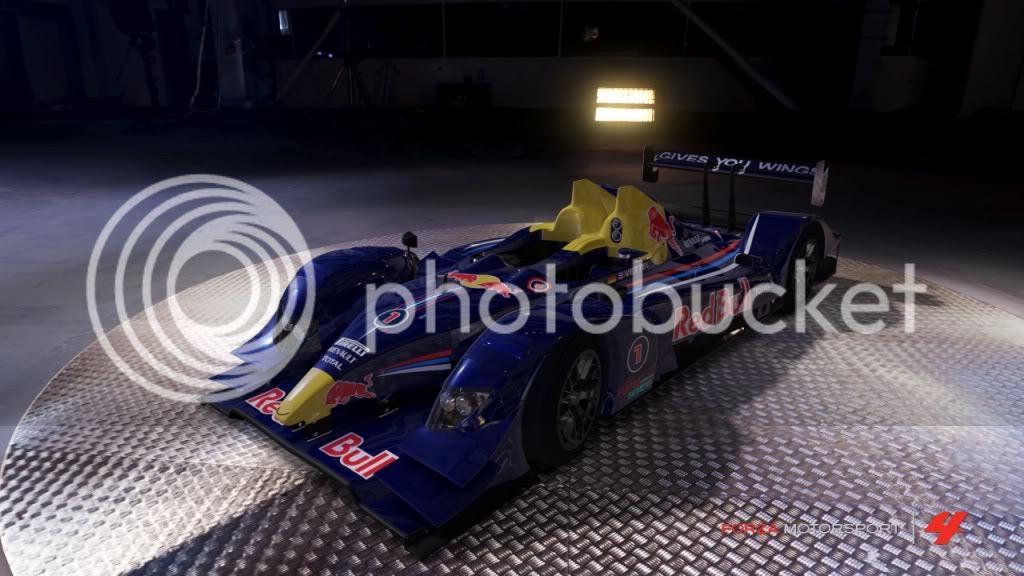 Replica F1 Designs RedbullRB61