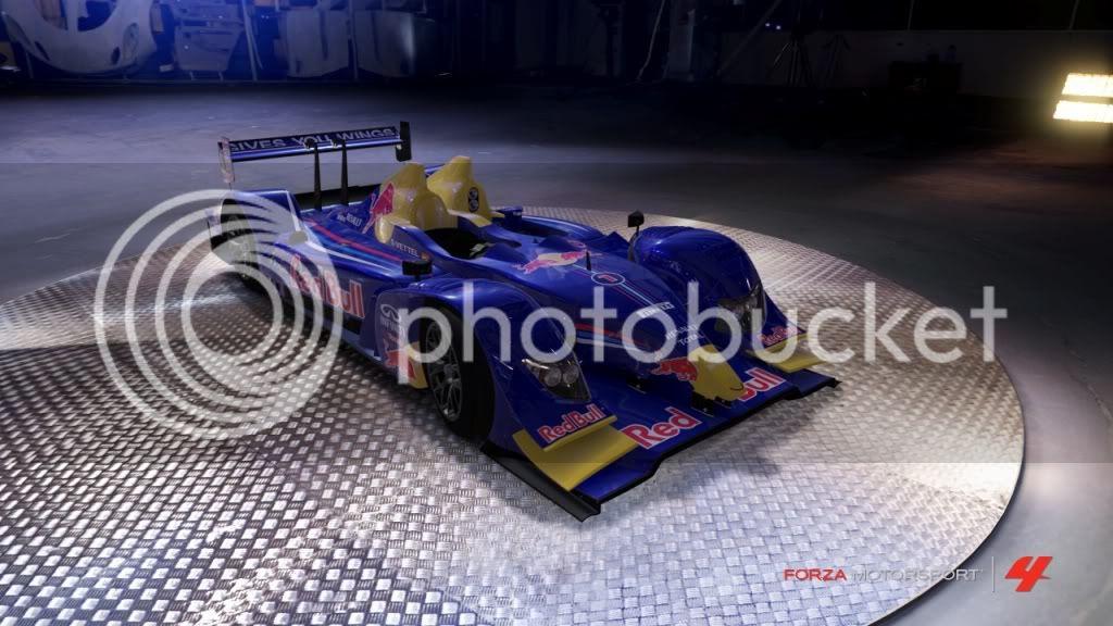 Replica F1 Designs RedbullRB7