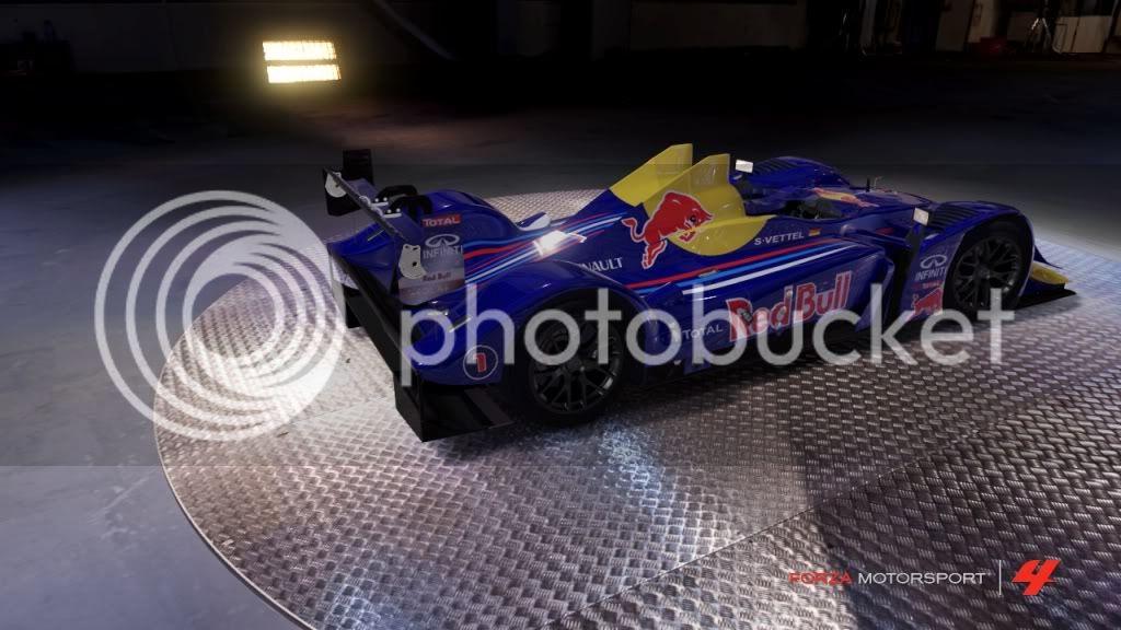Replica F1 Designs RedbullRB7NEW-1