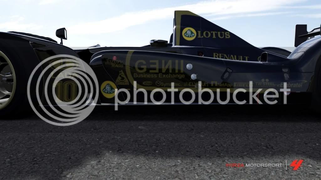 Replica F1 Designs RenaultLotus2