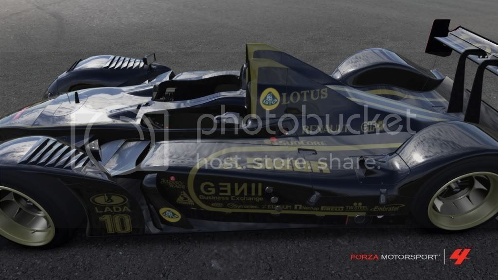 Replica F1 Designs RenaultLotus3