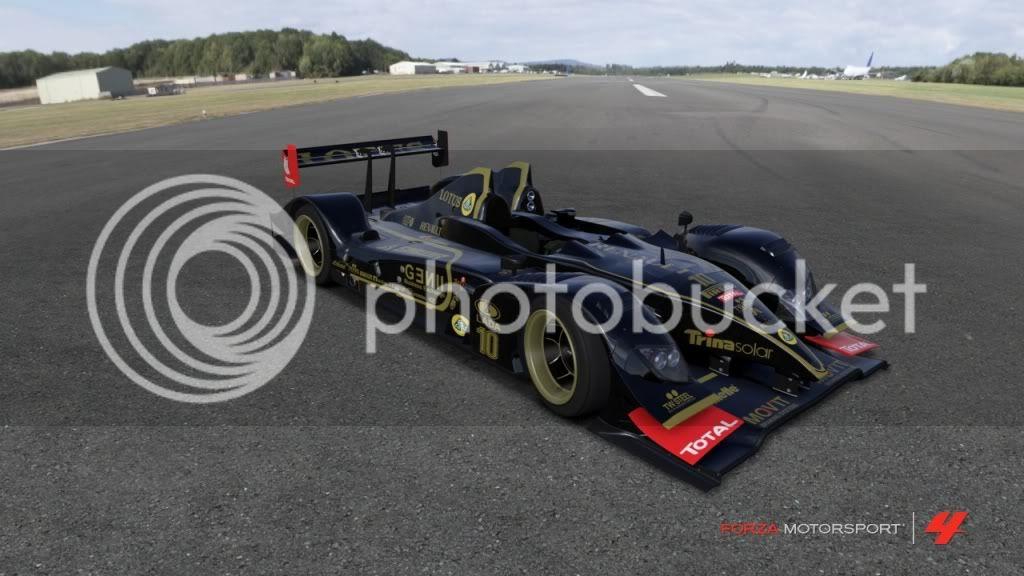 Replica F1 Designs RenaultLotus4