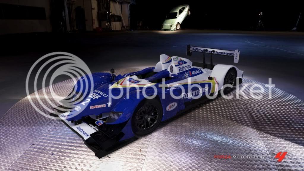 Replica F1 Designs WilliamsFW16