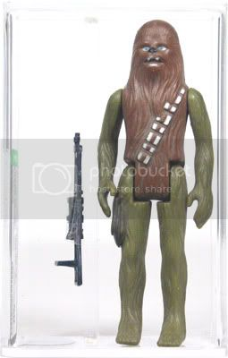 This is no ordinary Green limbs Chewie this is the super dark green variant! AFAgreenlimbedchewie