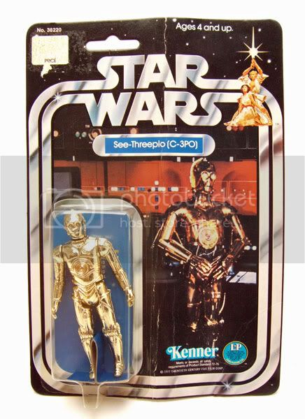 What are your future plans for your collection in 2010? / UPDATED - Reflection for 2010 and collecting goals for 2011  C3PO