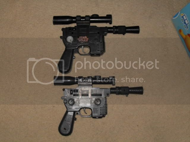 What are these Blasters worth? SDC10390