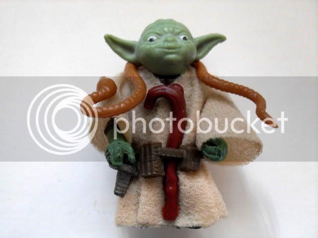 YODA - Meccano Yoda SDC11368