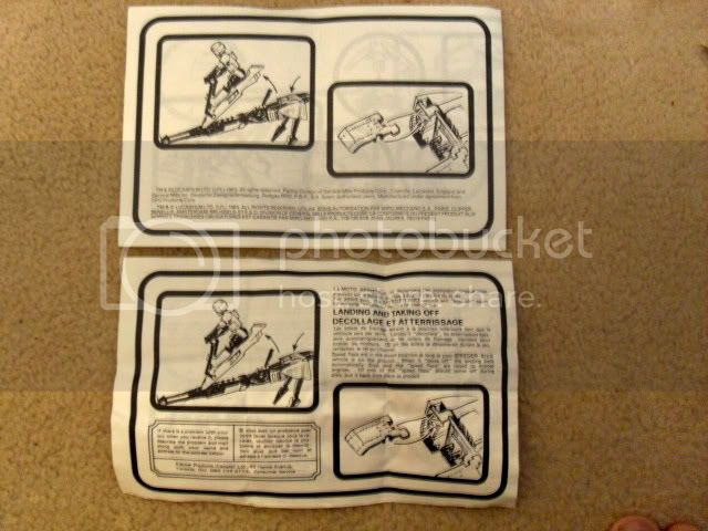 Collecting Vintage Paper Work that show Vintage Star Wars Toys! - Page 2 SDC11535
