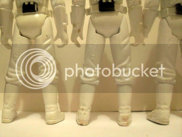 YPS Snowtrooper Variants SDC11965