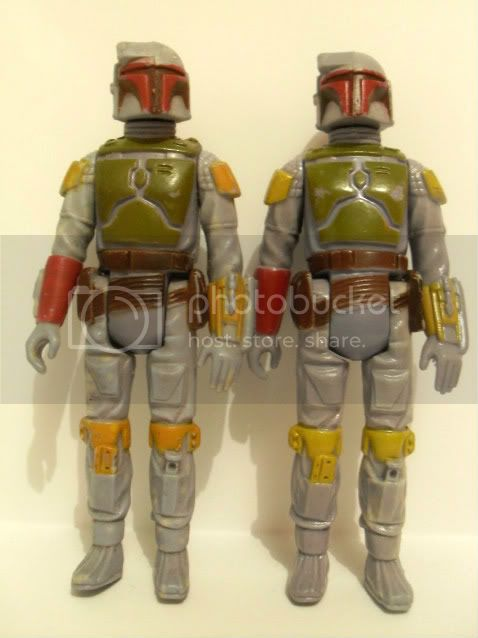 Boba Fett Loose variant – In depth discussion about discoloration and yellowing SDC11998