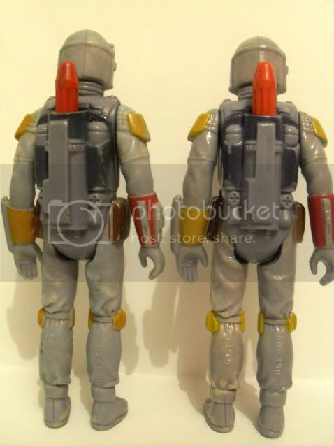 Boba Fett Loose variant – In depth discussion about discoloration and yellowing SDC11999