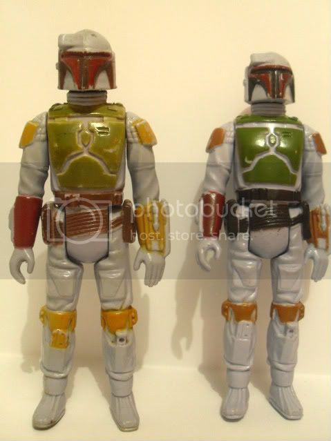 Boba Fett Loose variant – In depth discussion about discoloration and yellowing SDC12000