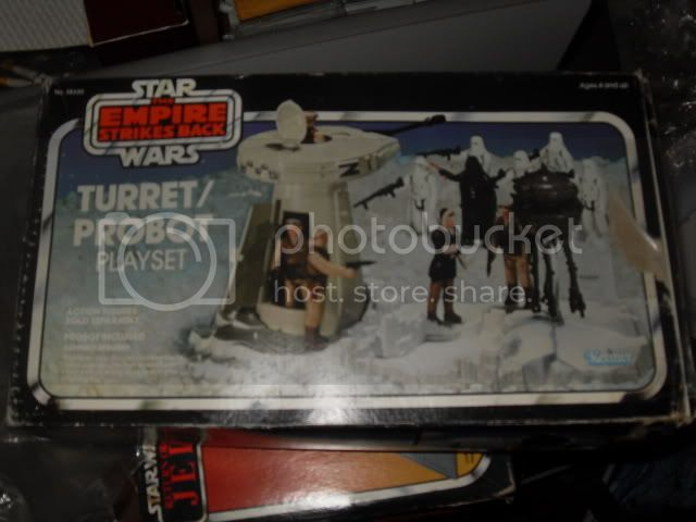 Price check on a MISB ESB Turret and Probot Box variation SDC12267