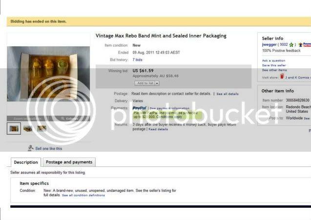 Lili Ledy items on Ebay Bandmisb
