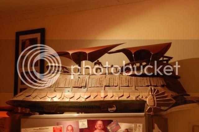 Never released vintage Sail Barge Sailbarge