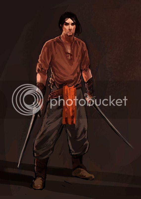 Concept Art: The Prince // The Sand Wraith  Princeoldshirt_zps6780cebf