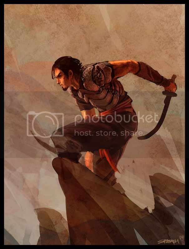 Concept Art: The Prince // The Sand Wraith  Princeversion3small_zps18020ad9