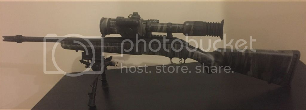 ruger 300 blk, sightmark photon, tiger stripe 3_zpsu9ki1i1f