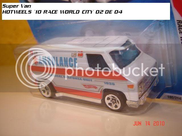 Modelos de Peliculas o Series de TV Supervan