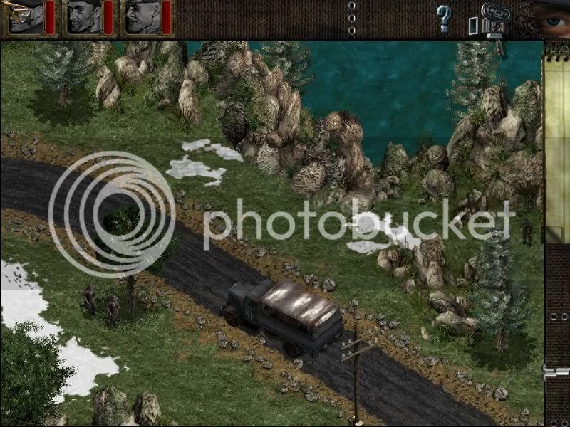 لعبة الاكشن والمهمات الحربية الرائعة Commandos 1 2