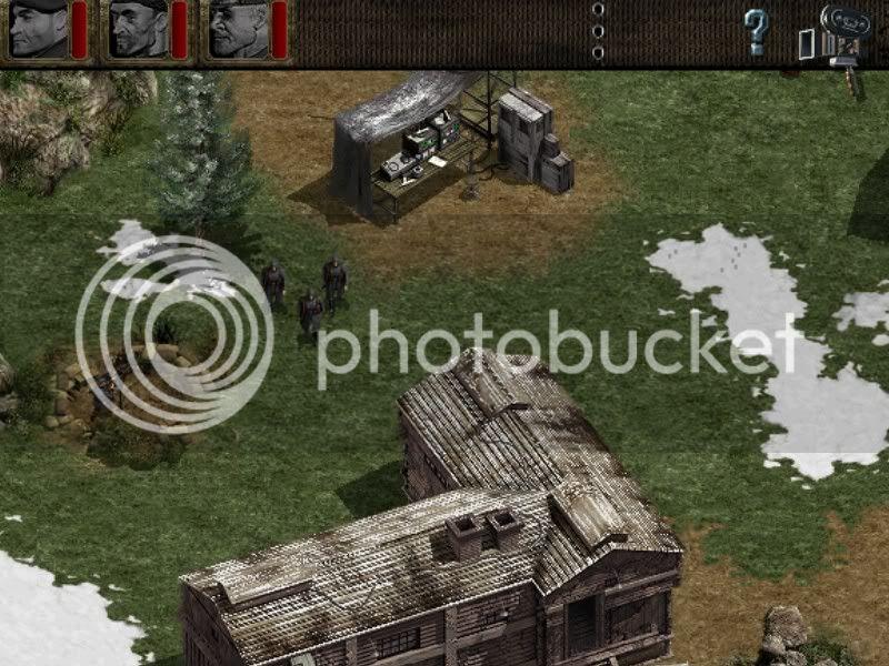 لعبة الاكشن والمهمات الحربية الرائعة Commandos 1 3