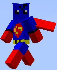 U.B.Funkey Minecraft skins - Page 2 Supermantest