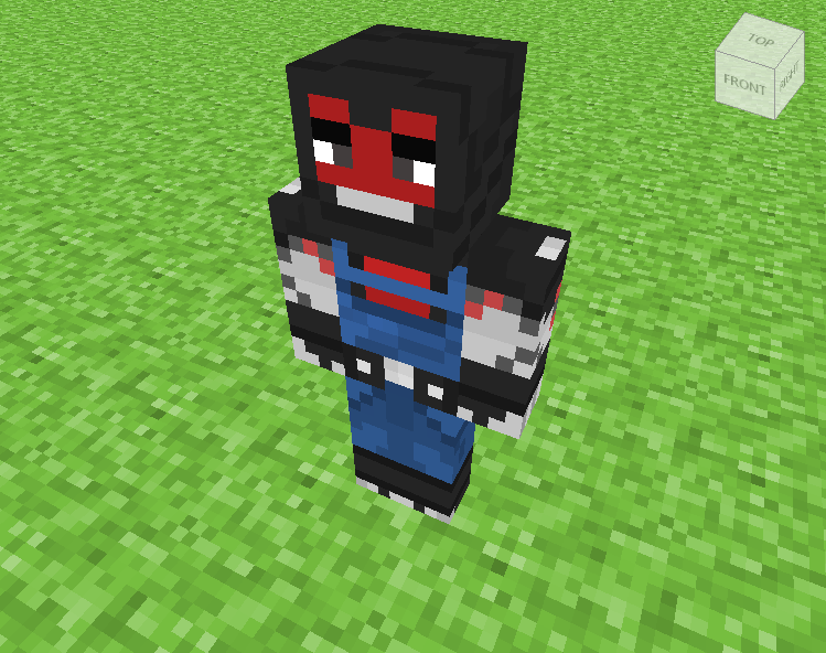 Minecraft - Page 4 Ninja_zps68c3075a