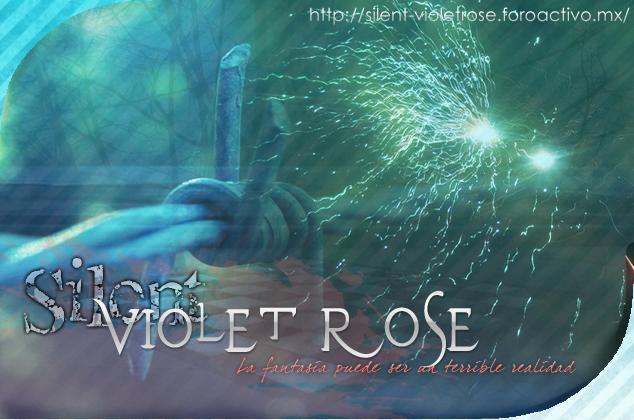 Internado Silent Violet Rose