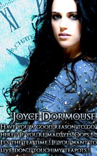 Joyce E. Dormouse