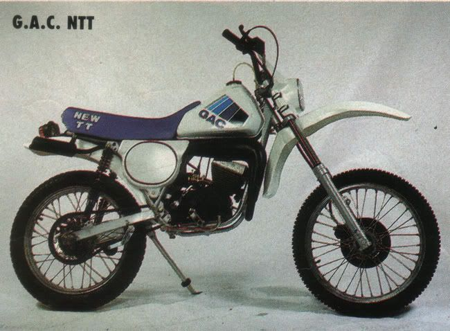 Moto GAC NTT Zarpa NTT2