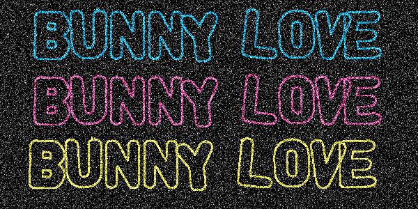 ♥Bunny Love♥ BUNNYLOVE