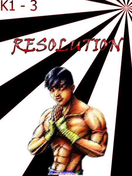 """K1 3 : """"Resolution"""" K-13"""