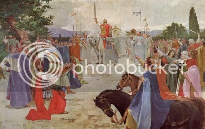 Listiopad 2009. - Povijest eHrvatske Krunidba