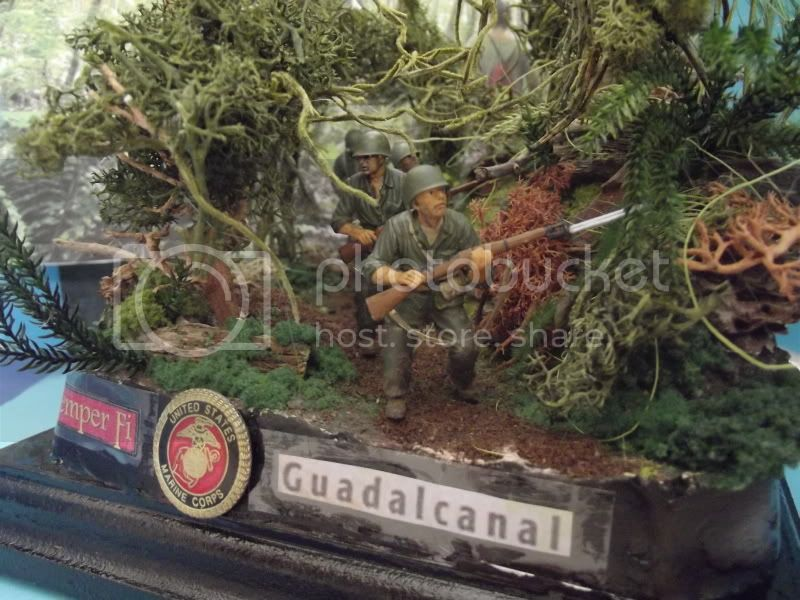Gualdalcanal - figurines Dragon 1/35 001-28
