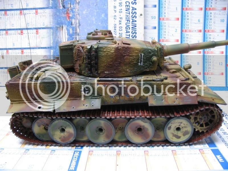 Tiger I R/C 1/16 005