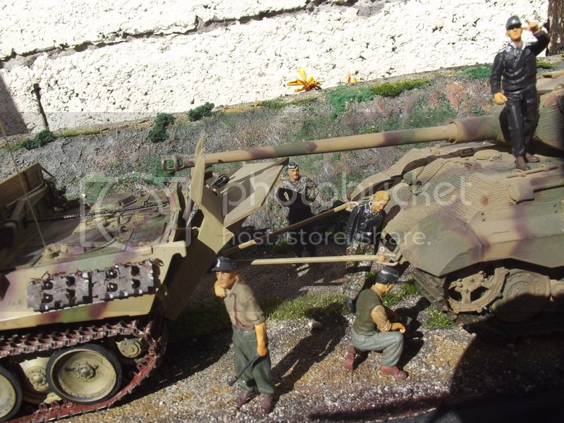 Sd.Kfz. 179 Bergepanther 1/35° Italeri - Page 2 DSCF8033_zps8cdd2yc2