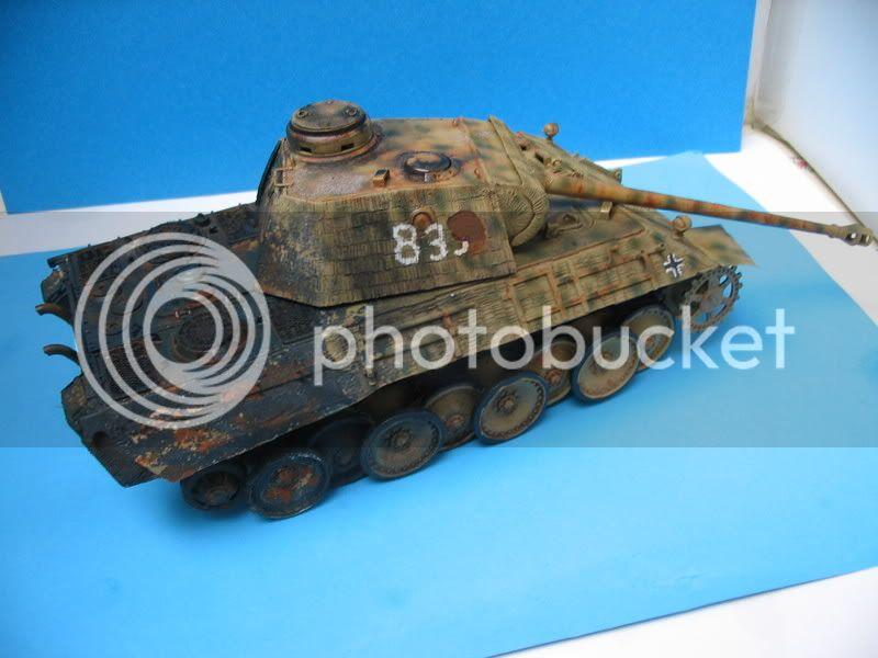 Contre-attaque russe - Panther Italeri + figurines Tamiya et Dragon - 1/35 IMG_2565