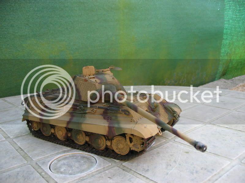 Sd.Kfz. 179 Bergepanther 1/35° Italeri IMG_3096