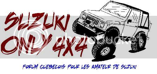 Suzuki Only 4x4