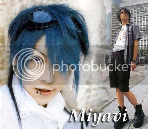Miyavi Miyavi