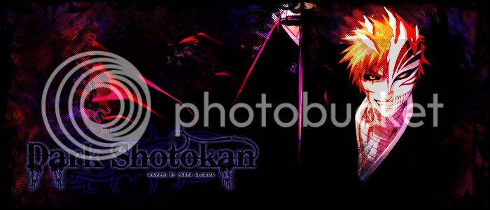 [ Dark Shotokan]