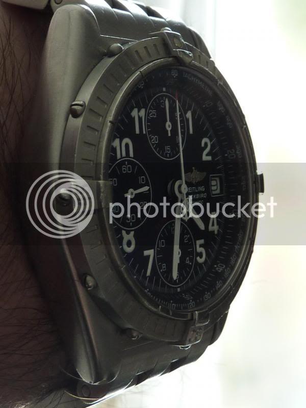 Breitling Chronomat Blackbird P1100665