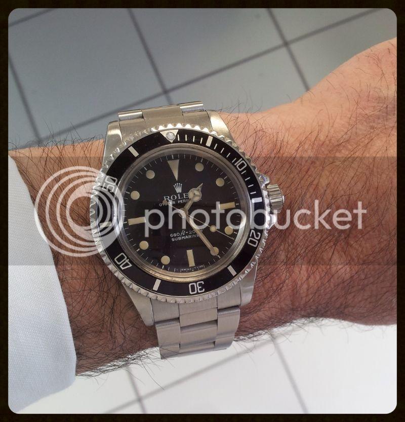 rolex - Le match du mois de septembre 2014 : Rolex 5513 face à Omega Seamaster 300 (le duel des mamies) B8dcbf1d-1a62-420f-9c57-a94a582d5113