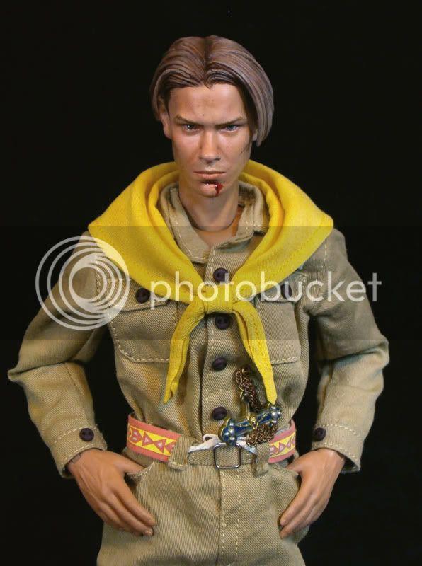 INDIANA JONES ET LA DERNIERE CROISADE - Young Indiana Jones - (RAH 426) YoungIndy-Bust2