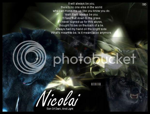 To the lost, sanctuary... (MB) Nicolai